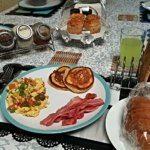 A Scrumptious Farhouse Breakfast - TASA Lodge Midrand Guesthouse Accommodation B&B