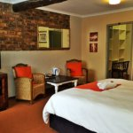 Luxurious lounging areas withing Lion Suite - TASA Lodge, Midrand Accommodation B&B