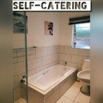 full bathroom facilities luxurious self-catering at TASA Lodge Midrand Guesthouse