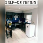 Large fully equipped kitchen at Self-Catering TASA Lodge Midrand Guesthouse